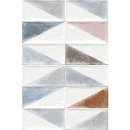 VIVES Etnia Rabari Multicolor 10x20