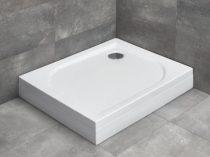 Radaway Delos D szögletes zuhanytálca lábbal