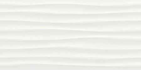 Fantasy Bianco Satinato Struttura Onda 3D R57E 30x60