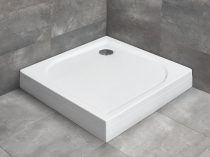 Radaway Delos C szögletes zuhanytálca lábbal