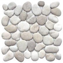 Piedra Ibiza 30,5x30,5 kavicsmozaik