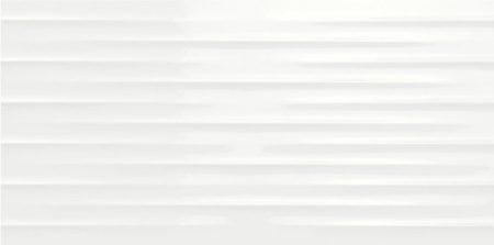 Fantasy Bianco Lux Struttura Drappo 3D R57J 30x60