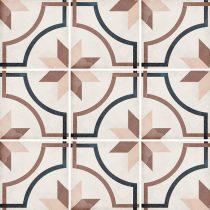 Art Nouveau Embassy Colour 20x20