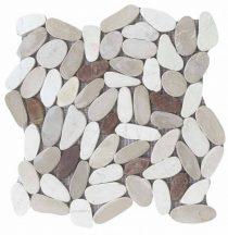 Piedra Batu Chery 30x30 kavicsmozaik