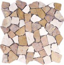 Piedra Noa Coral 30x30 kőmozaik