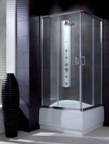 Radaway Premium Plus C1700 szögletes zuhanykabin