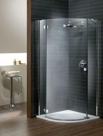 Radaway Almatea PDJ íves zuhanykabin