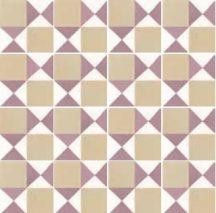 Deco Chess Colours 20x20