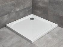 Radaway Delos C szögletes lapos zuhanytálca