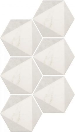 Equipe Carrara Hexagon Peak 17,5x20