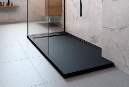 Radaway Teos F lapos szögletes zuhanytálca