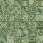 Marazzi D_Segni Blend Decoro Mix Verde M61K 10x10