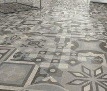Ribadeo Gredos 30x30 cementlap hatású járólap
