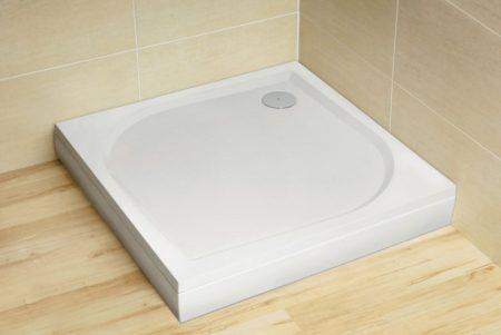 Radaway Paros C szögletes zuhanytálca