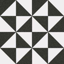1900 Terrades Grafito 20x20 cementlap mintás járólap