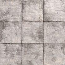 Mainzu Mandala Grey 20x20