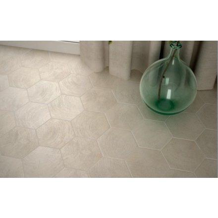 Hexawood White 17,5x20