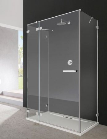 Radaway Euphoria KDJ+S szögletes zuhanykabin
