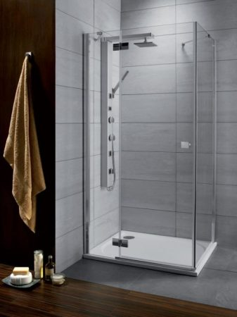 Radaway Almatea KDJ szögletes zuhanykabin