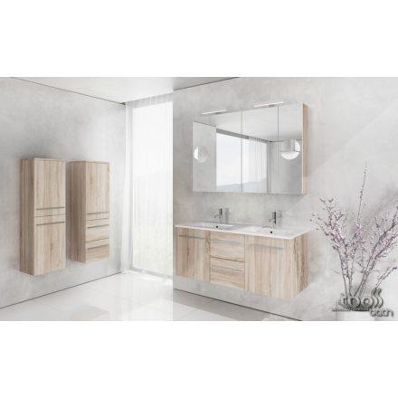 Milano 120 fürdőszobabútor