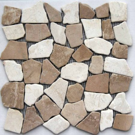 Piedra Noa Mix 30x30 kőmozaik