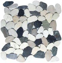 Piedra Batu Zen 30x30 kavicsmozaik