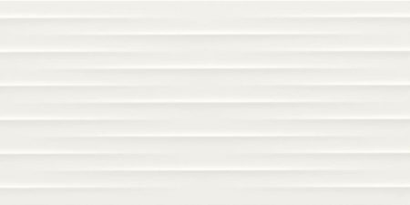 Fantasy Bianco  Satinato Struttura Drappo 3D R57H 30x60