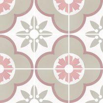 Equipe Caprice Deco Flower Pastel 20x20