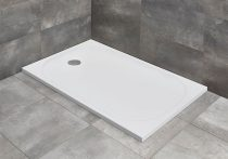 Radaway Zantos F szögletes lapos zuhanytálca