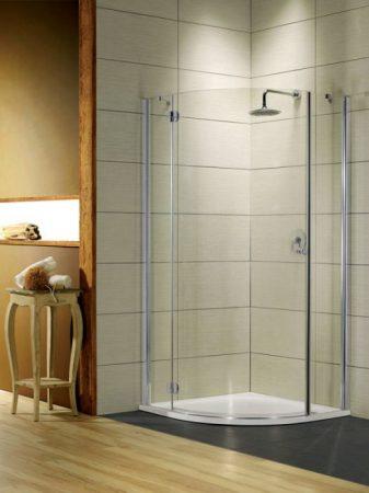 Radaway Torrenta PDJ íves zuhanykabin