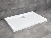 Radaway Argos D szögletes lapos zuhanytálca