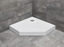 Radaway Doros PT Compact szögletes zuhanytálca