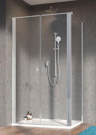 Radaway Nes DWD+S szögletes zuhanykabin