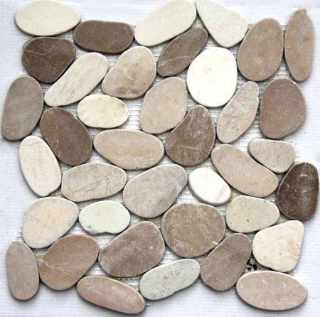 Piedra Java 30x30 kavicsmozaik