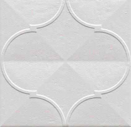 Etnia-Pashtun Blanco-20x20