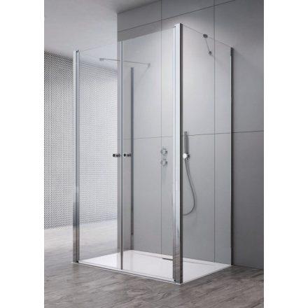 Radaway Eos II DWD+2S szögletes zuhanykabin
