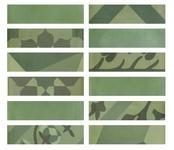Marazzi D_Segni Blend Verde Listello M8WZ 5x20