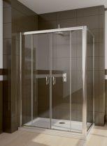 Radaway Premium Plus DWD+S szögletes zuhanykabin