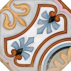 vodevil octogono diglas multicolor cementlap mintás járólap