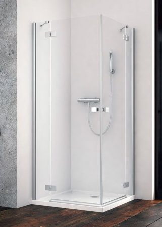 Radaway Essenza New KDD szögletes zuhanykabin