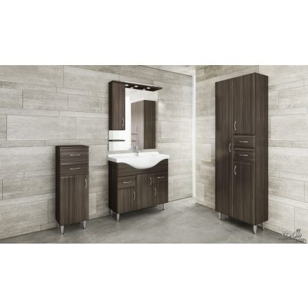 Bianka 85 fürdőszobabútor