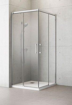 Radaway Idea KDD szögletes zuhanykabin