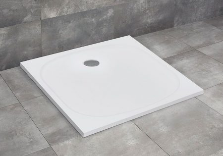 Radaway Zantos C szögletes lapos zuhanytálca