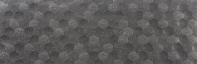 Basalt Hexagon Antracita 29x89