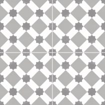 Dualgres Chic Howard Grey 45x45
