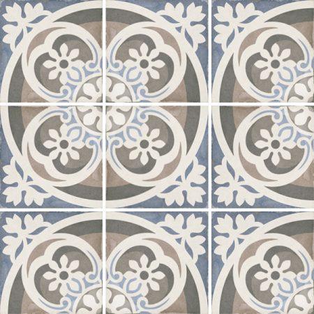 Art Nouveau Music Hall 20x20