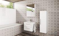 Milano 60 fürdőszobabútor