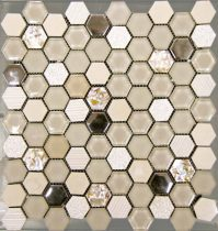Hexagono Beige 30,2x30,5