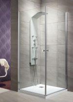 Radaway Eos KDD szögletes zuhanykabin