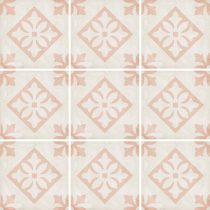 Art Nouveau Pàdua Pink 20x20